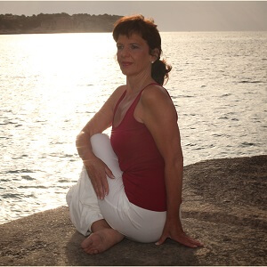 Yoga am Meer ermöglicht tiefe Entspannung