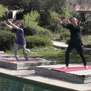 LUXUS YOGA RETREAT 50+